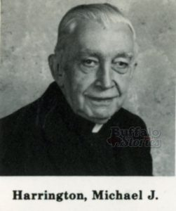 Michael J. Harrington (died 1989)