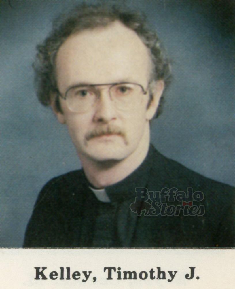 Father Timothy J Kelly Death