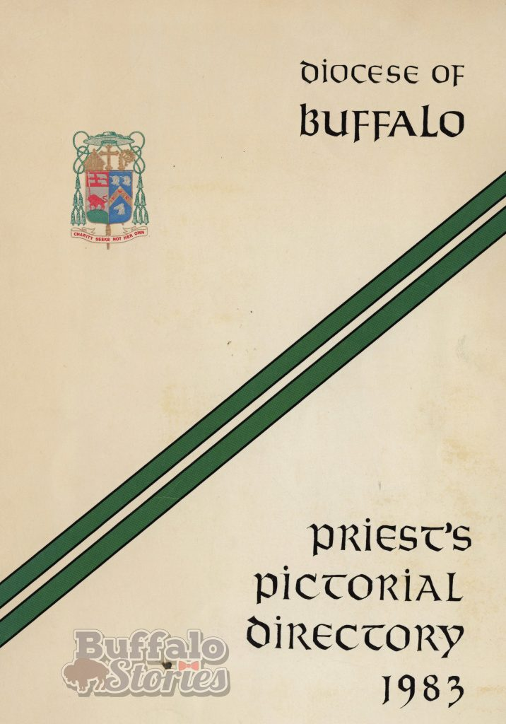 The accused priests of Buffalo– photos from the 1983 Diocese