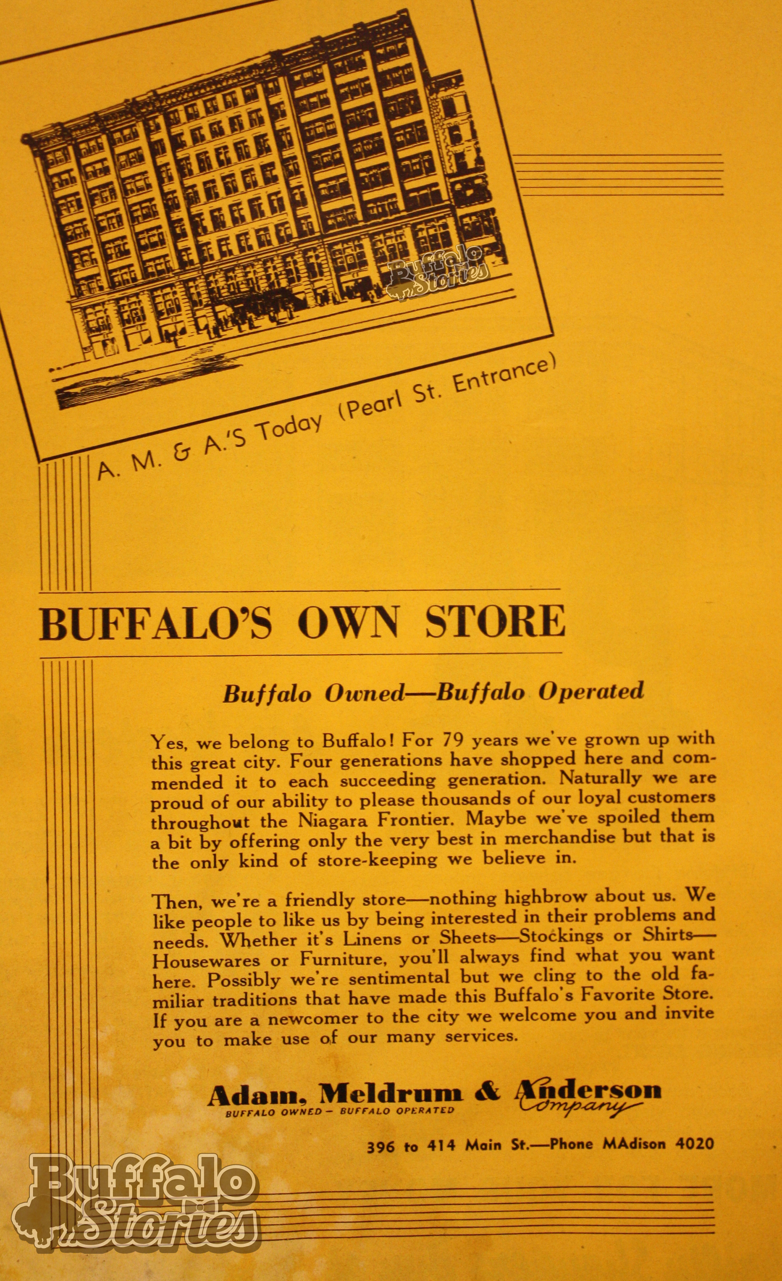 AM&As – Buffalo Stories Archives & Blog